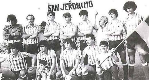 Alineación Betis Deportivo Balompié-Real Madrid Final Copa Juvenil 1983.