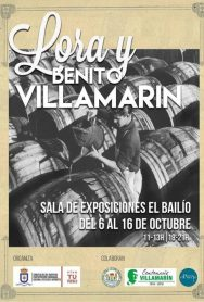 Exposición Lora y Benito Villamarín