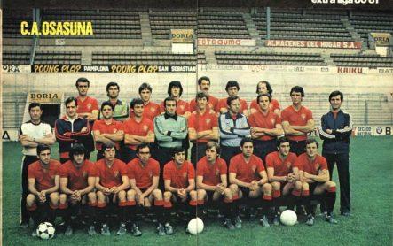 Visitamos al Club Atlético Osasuna