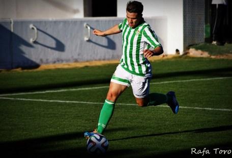 Galería de imágenes de la victoria del Real Betis B ante el Cacereño (2-1)