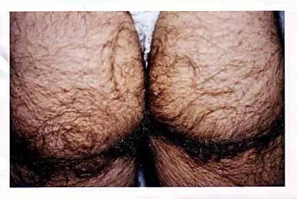 hairy man ass and balls