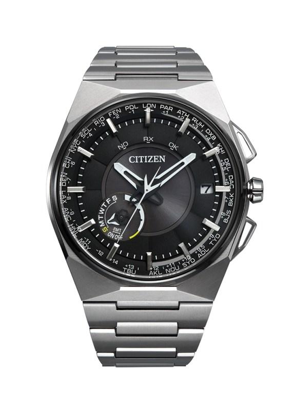 *Citizen Eco-wave Satellite Wave F100