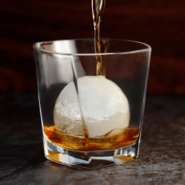 Whisky & Cocktail Ice Ball Maker/Mould