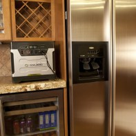 The big powerful Yeti 1250 can power your fridge easily!