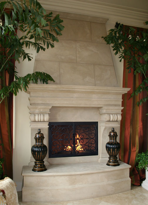 Fireplace Mantel In San Diego - Fireplace Mantels San Diego CA Archives - Fireplace Mantels From