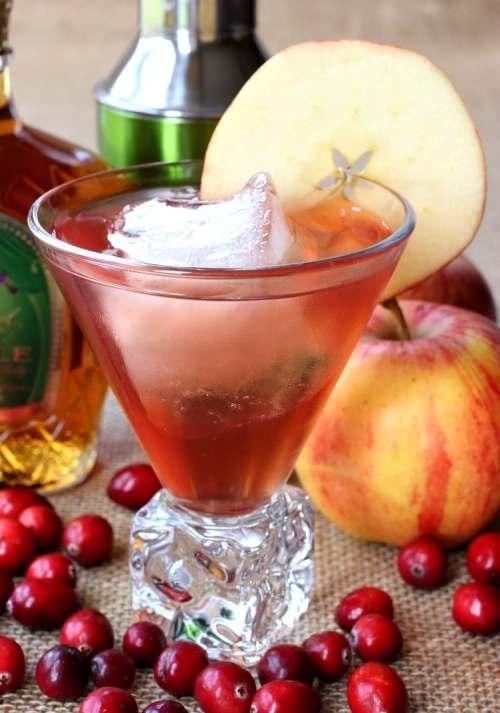 Medium Of Crown Apple Drinks