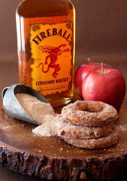Tempting Fireball Apple Fritters Fireball Apple Fritters Mantitlement How To Make Fireball Ice Cream Fireball Ice Cream Walmart