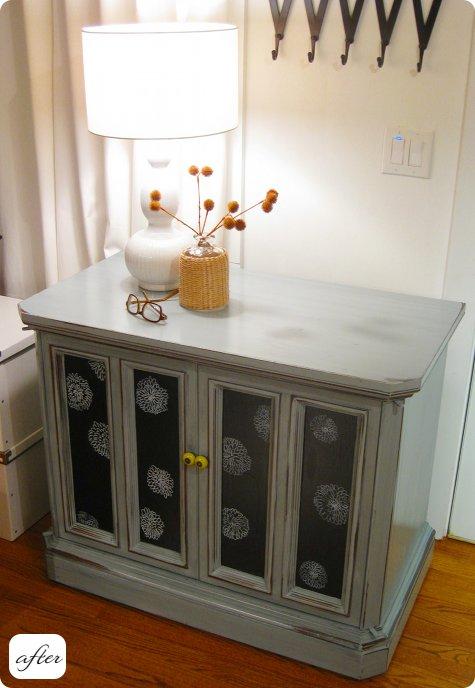 Muebles recuperados decorar y pintar muebles - Como restaurar muebles de madera ...