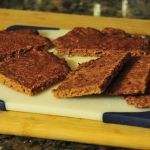 Dehydrated Turkey Treat Recipe - After Dehydrating 4 hours