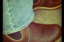 Red Wing Chelsea's Day 1 - Get a Good Look!