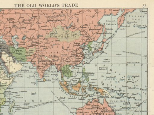 Russia Map | Manuche Stocklist