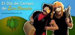 El Día de Campo de Don Chancho – manucultura.cl – cuenta cuentos