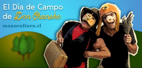 El Día de Campo de Don Chancho - manucultura.cl - cuenta cuentos