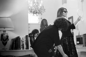 Fashion Storytelling Cristina D'Avena