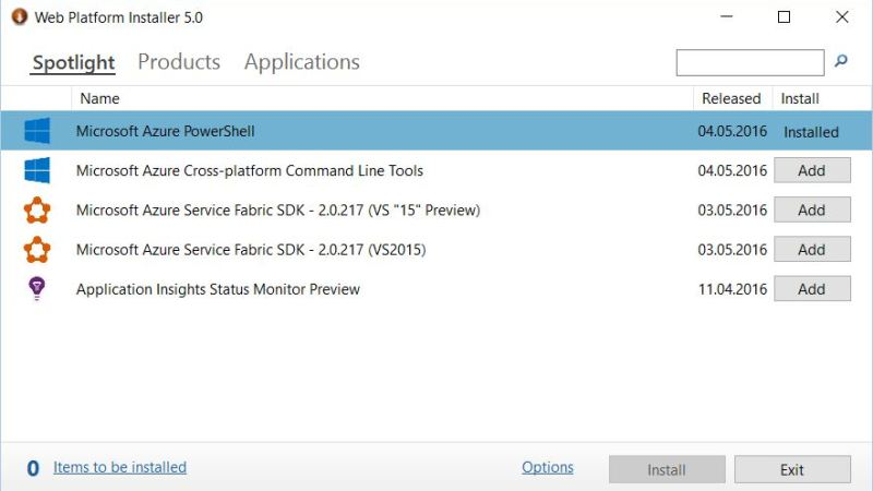 how to install powershell for win 10