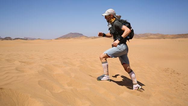 Marathon des Sables Long Day