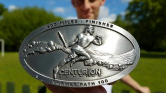 Centurion Running Thames 100 First 100 mile ultra