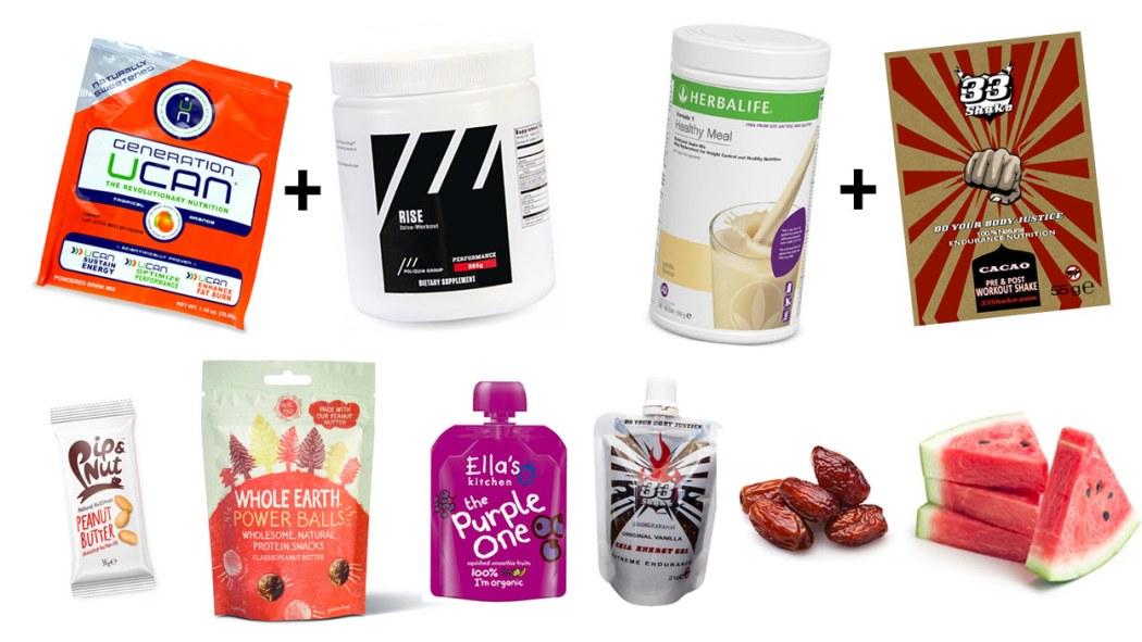 Best Ultra Running Foods