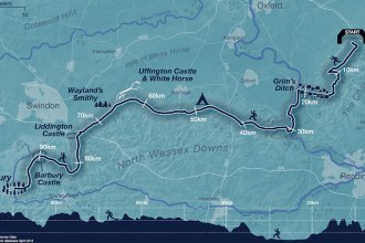 Race to the Stones Route