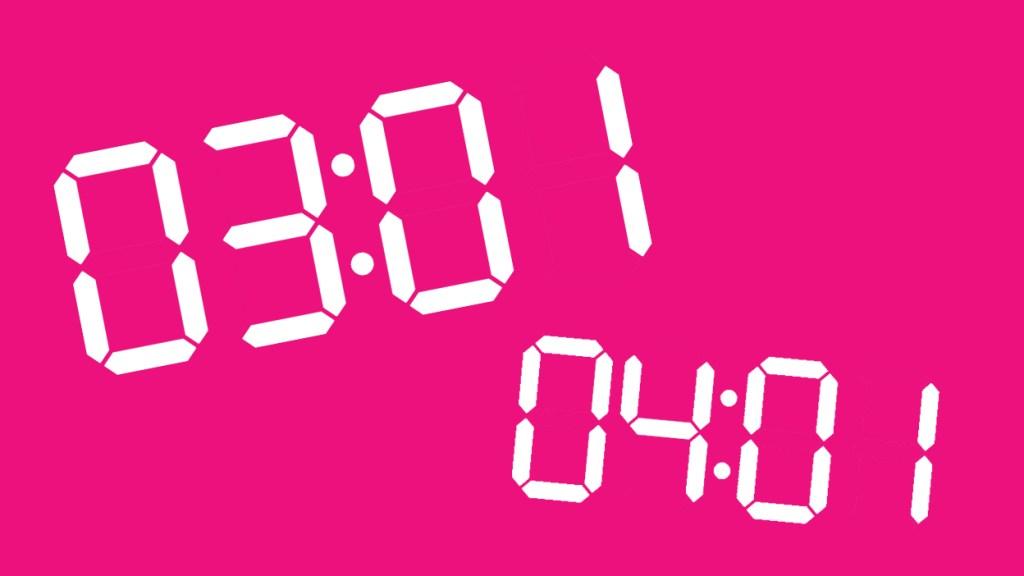 Missed sub-3 marathon race clock