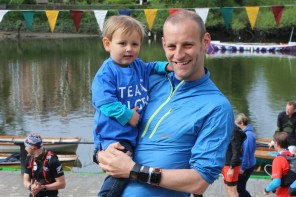 How running taught me to be a better dad