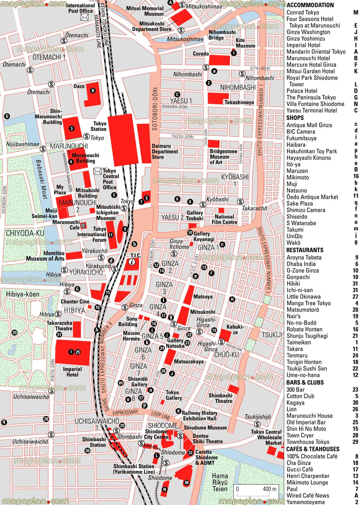 map shopping