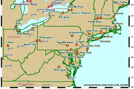 northeastern usa map images