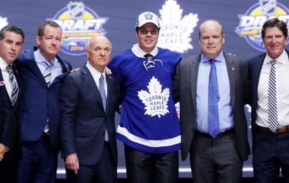 Maple Leafs si z prvního místa draftu 2016 vybrali Austona Matthewse