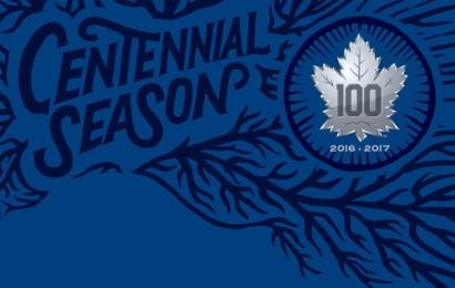 Maple Leafs odhalili plány stoletých oslav