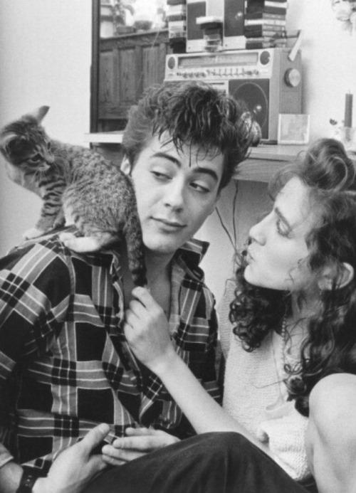 24.-Robert-Downey-Jr.-and-Sarah-Jessica-Parker-1983