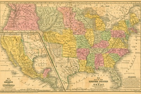 1839 united states historical map united states mappery