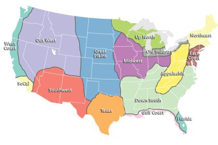 alfa img showing > dairy belt states map