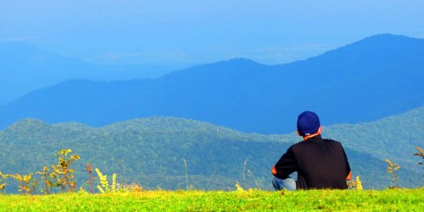 View from the Blue Ridge Parkway: Photo Essay