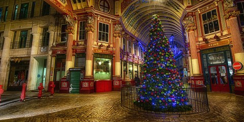 Things to Do in London Over Christmas