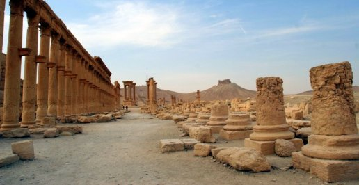 With the recent demolition of the Palmyra ruins in Syria, ISIL has demonstrated they have no interest in preserving any historic structures or cultural artifacts.