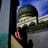 Visiting the Most Famous Mosque in China; Dongguan Great Mosque, Xining