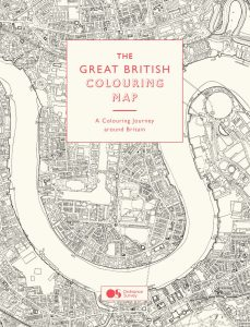 great-british-colouring-map