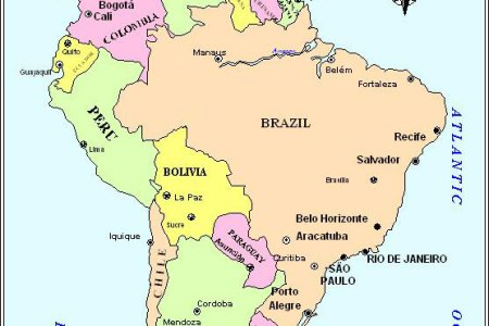 Map of the world brazil zil map zil map sciox Images