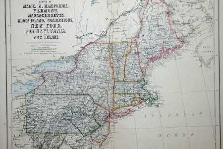 east coast usa wall map mapscom 25 best ideas about east