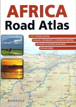 Africa Road Atlas