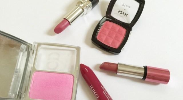 rouge à lèvres rose eaux claires
