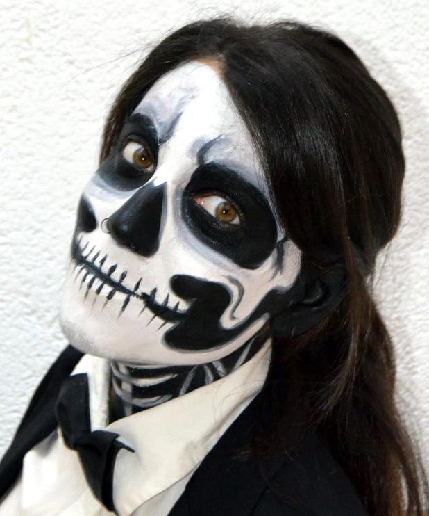 Maquillaje Halloween Murcia