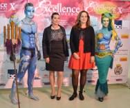 Maquillajes gala Premios Excellence de Cruceros