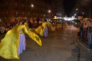 fiestas moros y cristianos Murcia 2017