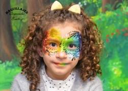 Face painting y cabritas 1