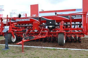 Sembradora Crucianelli Gringa 2035 Precision Planting