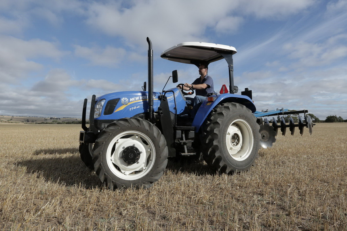 Tractor New Holland TT4-55