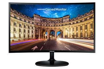 Monitor Samsung curved