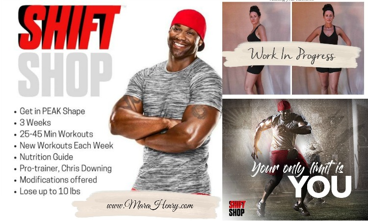 Health Fitness Coach Mara Henry Shift Shop Beachbody workout