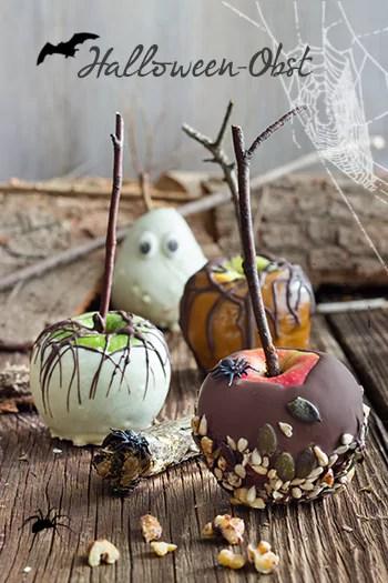 Halloween-Obst